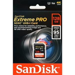 SANDISK SDSDXXG-128G-GN4IN [128GB]