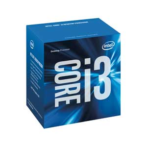 Core i3 6100 BOX