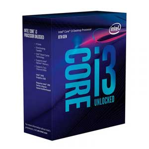 Core i3 8350K BOX