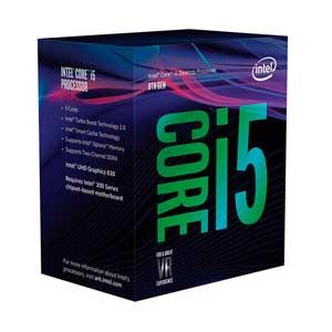 インテル Core i5 8400 BOX