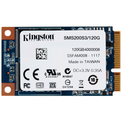 SSDNow mS200 Drive SMS200S3/120G