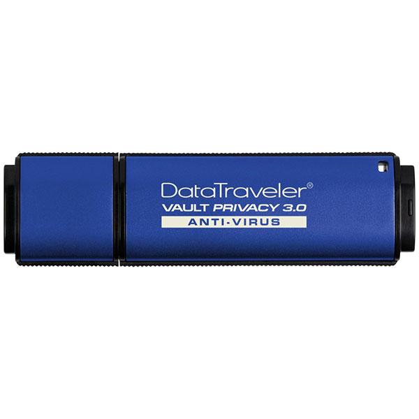 DataTraveler Vault Privacy 3.0 Anti-Virus DTVP30AV/8GB [8GB]