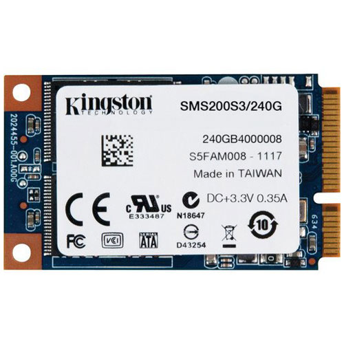 SSDNow mS200 Drive SMS200S3/240G