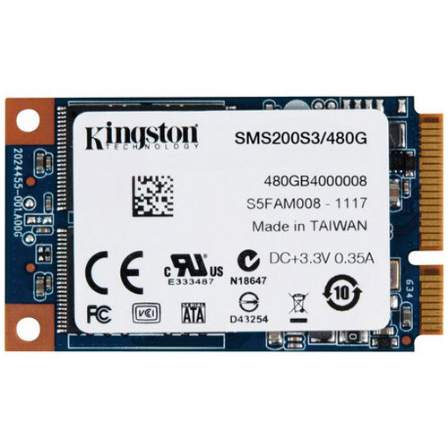 SSDNow mS200 Drive SMS200S3/480G
