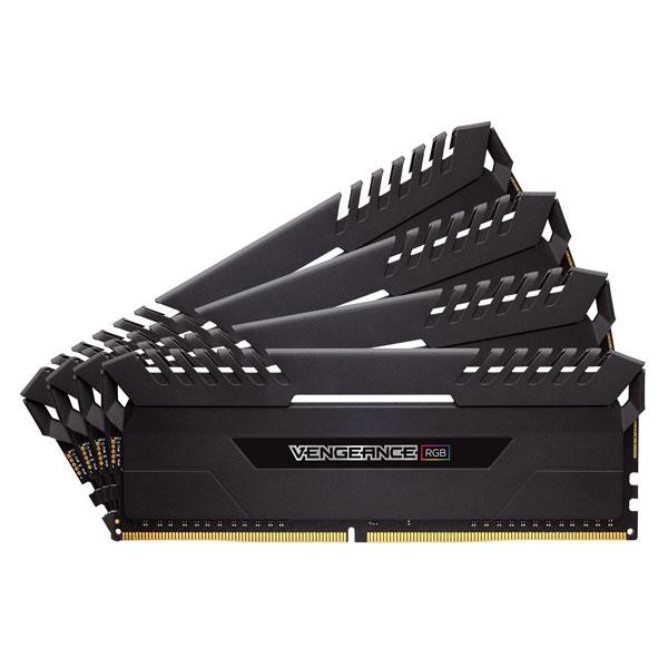 CMR64GX4M4A2666C16 [DDR4 PC4-21300 16GB 4枚組]