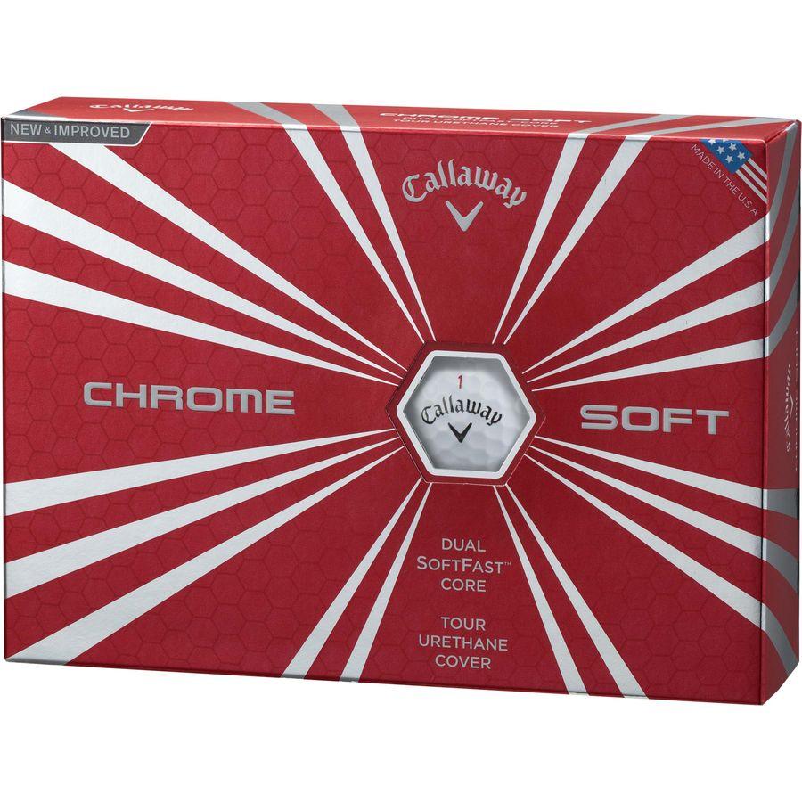 CHROME SOFT ボール 2016年モデル 製品画像