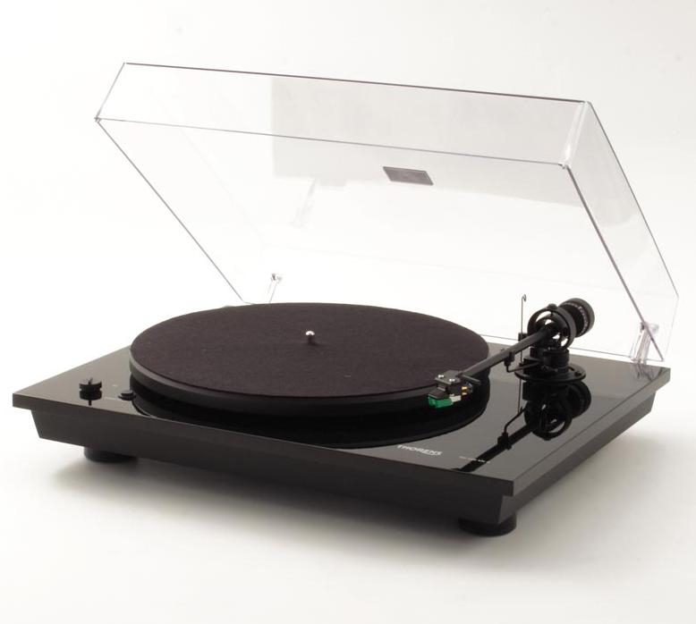 TD 295 MK IV [black piano laqueer]