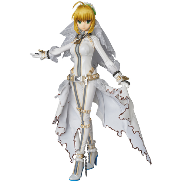 REAL ACTION HEROES Fate/EXTRA CCC �Z�C�o�[�E�u���C�h