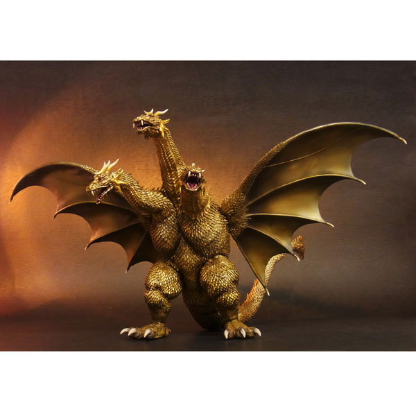 東宝大怪獣シリーズ キングギドラ 2001年版