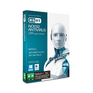 ESET NOD32�A���`�E�C���X 2014 Windows/Mac�Ή�