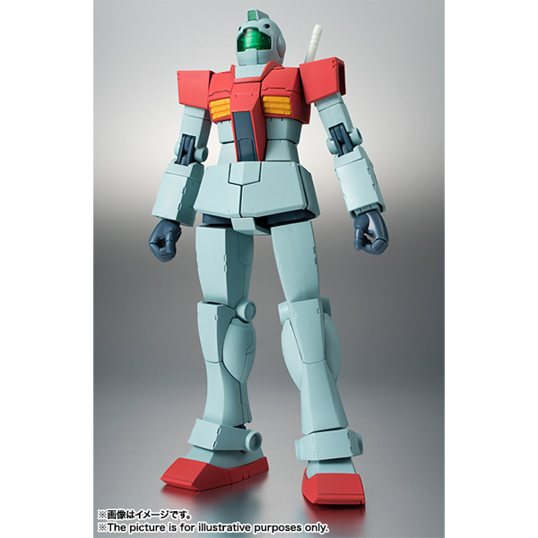 ROBOT魂 SIDE MS RGM-79 ジム ver. A.N.I.M.E. 製品画像