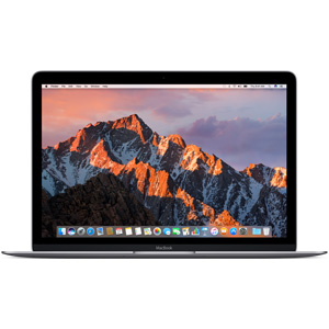APPLE MacBook Retinaディスプレイ 1300/12 MNYG2J/A [スペースグレイ]