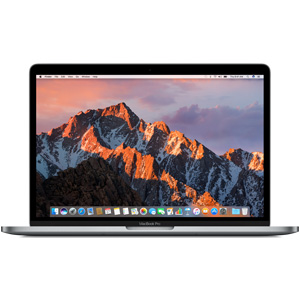 APPLE MacBook Pro Retinaディスプレイ 2300/13.3 MPXQ2J/A [スペースグレイ]