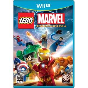 ワーナーホームビデオ LEGO マーベル スーパーヒーローズ ザ・ゲーム [Wii U]