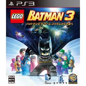 LEGO �o�b�g�}��3 �U�E�Q�[�� �S�b�T������F���� [PS3]