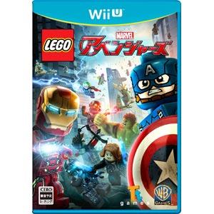 LEGO �}�[�x�� �A�x���W���[�Y [Wii U]