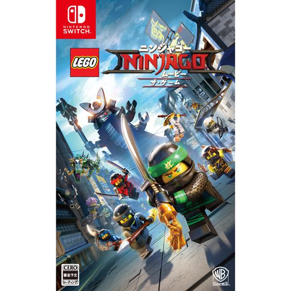 レゴ ニンジャゴー ムービー ザ・ゲーム [Nintendo Switch]