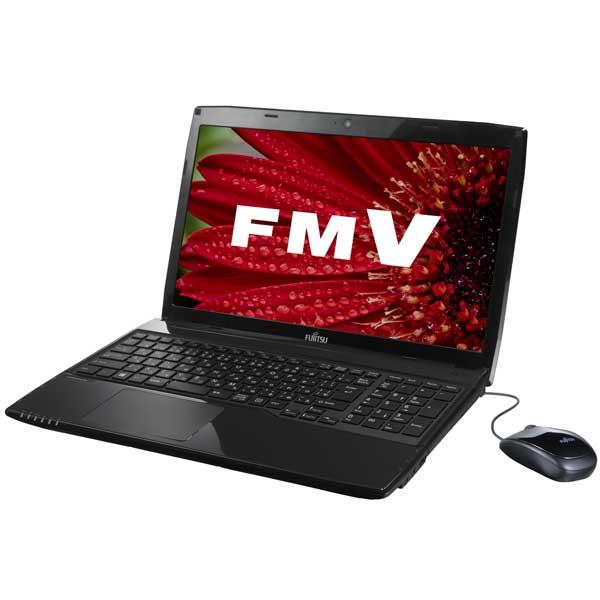 FMV LIFEBOOK AH45/R FMVA45RBP [�V���C�j�[�u���b�N]