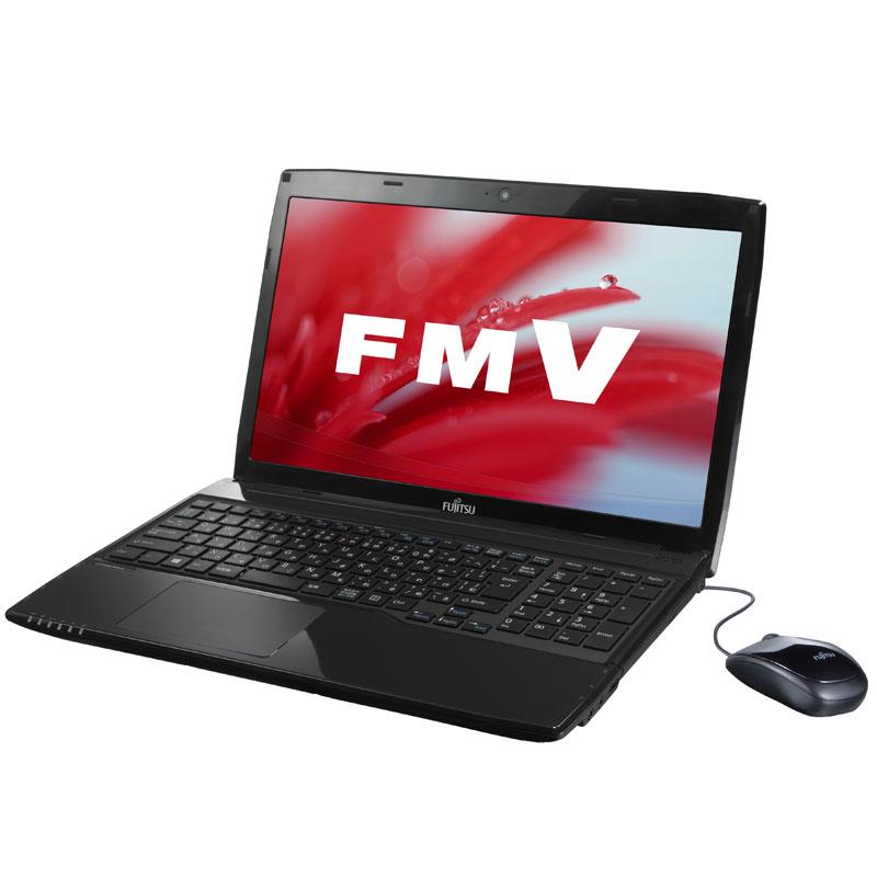 FMV LIFEBOOK AH42/S FMVA42SB [�V���C�j�[�u���b�N]