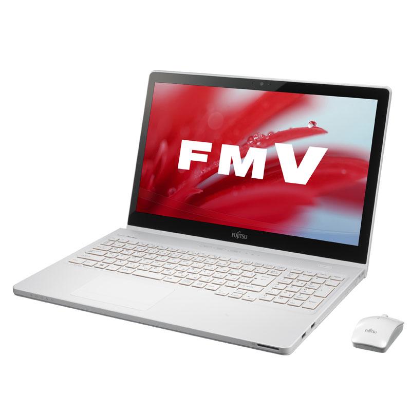 FMV LIFEBOOK AH77/S FMVA77SW [�A�[�o���z���C�g]