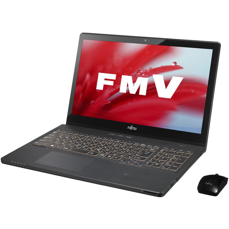 FMV LIFEBOOK AH77/S FMVA77SB [�V���C�j�[�u���b�N]