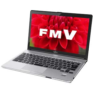 FMV LIFEBOOK SH90/T FMVS90TB [�X�p�[�N�����O�u���b�N]