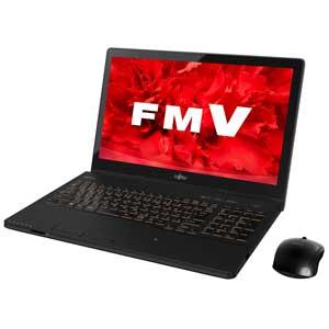 FMV LIFEBOOK AH77/U FMVA77UB [�V���C�j�[�u���b�N]