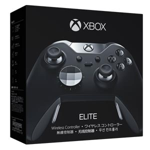 �}�C�N���\�t�g Xbox Elite ���C�����X �R���g���[���[