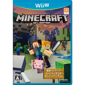 Minecraft�F Wii U Edition