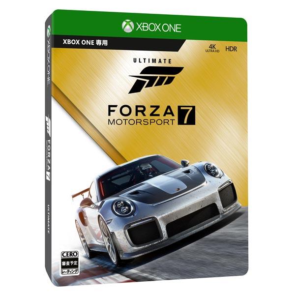 Forza Motorsport 7 アルティメット エディション