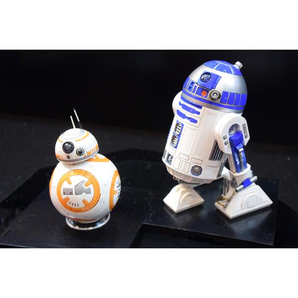 �X�^�[�E�E�H�[�Y 1/12 BB-8&R2-D2