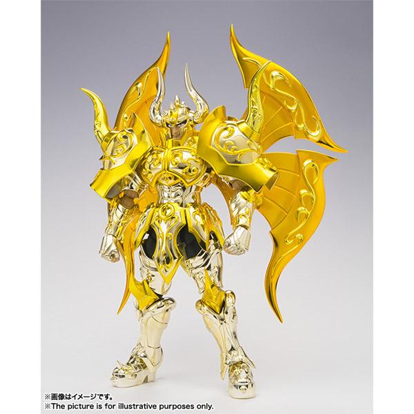 BANDAI 聖闘士聖衣神話EX タウラスアルデバラン(神聖衣)