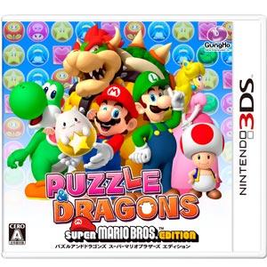 PUZZLE & DRAGONS SUPER MARIO BROS. EDITION(�p�Y���A���h�h���S���Y �X�[�p�[�}���I�u���U�[�Y �G�f�B�V����)