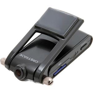 キャストレード GPS内蔵 ドライブレコーダーCASTRADE CJ-DR450[CJDR450]【返品種別A】