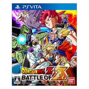 �h���S���{�[��Z BATTLE OF Z [PS Vita]