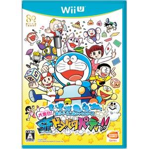 藤子・F・不二雄キャラクターズ 大集合!SFドタバタパーティー!! [Wii U]
