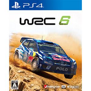 WRC 6 FIA ワールドラリーチャンピオンシップ 製品画像