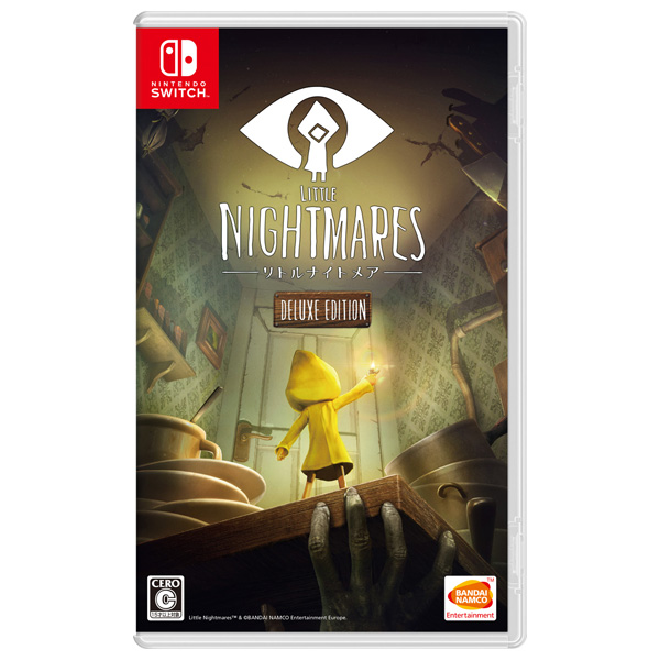 LITTLE NIGHTMARES-リトルナイトメア- Deluxe Edition [Nintendo Switch]