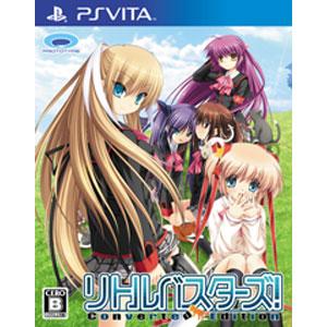 リトルバスターズ! Converted Edition [PS Vita]