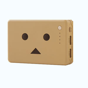 cheero Power Plus DANBOARD version CHE-066 [���C�g�u���E��]