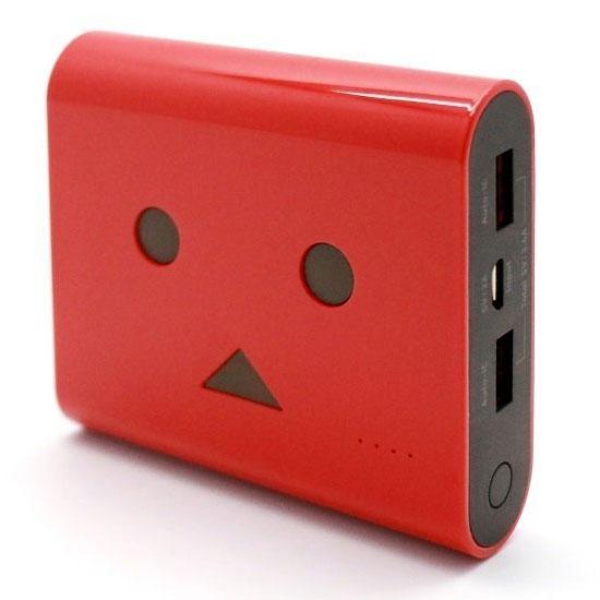 cheero Power Plus 3 DANBOARD version CHE-067-RE [スーパーカーレッド]