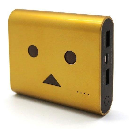 cheero Power Plus 3 DANBOARD version CHE-067-GO [ゴールドインゴット]