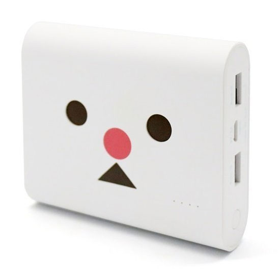 cheero Power Plus 3 DANBOARD version CHE-067-WH [スノーマンホワイト]