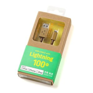 cheero DANBOARD USB cable with Lightning connector CHE-222