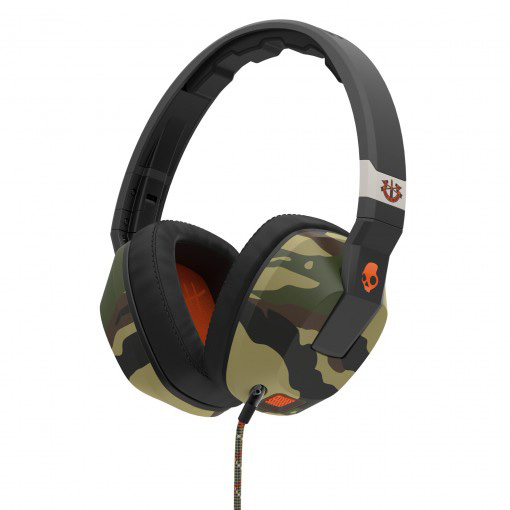CRUSHER J6SCGY-366 Camo/Slate/Orange