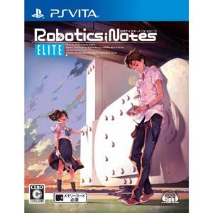ROBOTICS;NOTES ELITE(ロボティクス・ノーツ エリート) [通常版] [PS Vita]