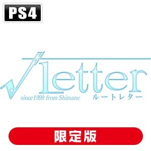 ��Letter ���[�g���^�[ PREMIUM EDITION [�����] [PS4]