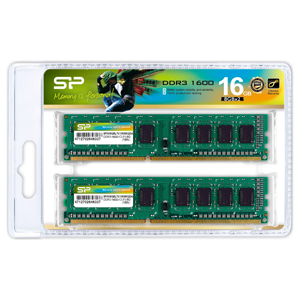 Silicon Power SP016GBLTU160N22DA [DDR3 PC3-12800 8GB 2���g]