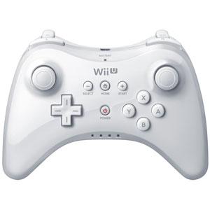 Wii U PROコントローラー WUP-A-RSWA [shiro]
