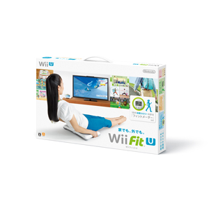 Wii Fit U バランスWiiボード+フィットメーターセット [シロ]